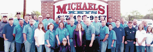 Michael's Keys Arlington Locksmith