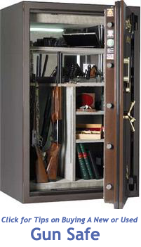 Buying A Gun Safe