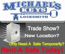 Rent A Safe In DFW Area