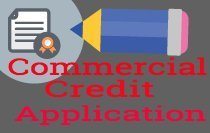 Commercial Credit Form
